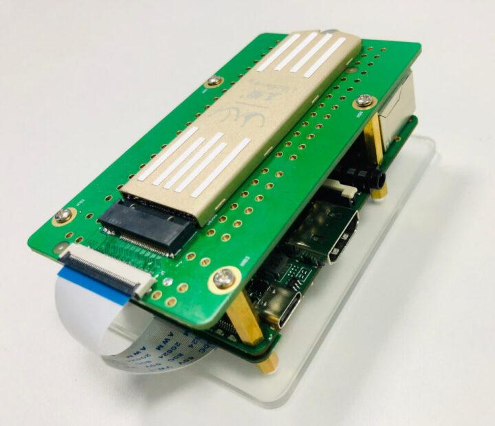 ROCK 3A单板计算机的SSD安装方法