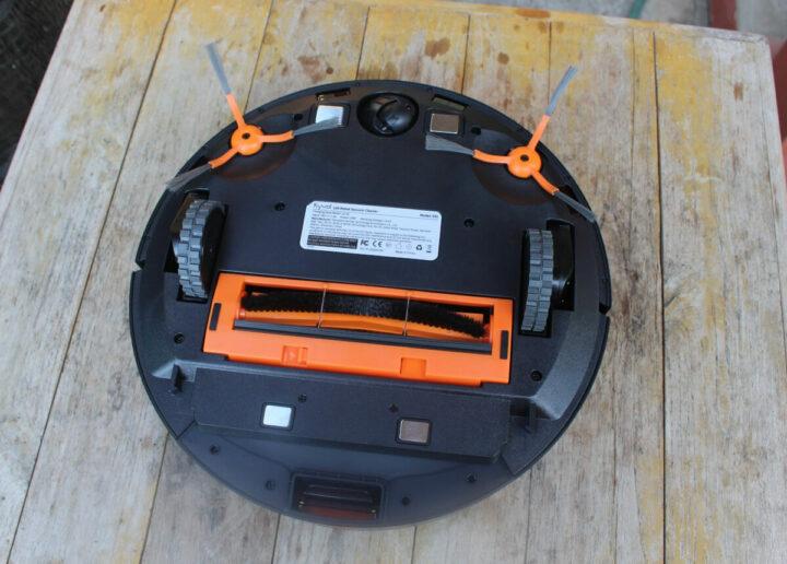 S31 智能吸尘机器人底部