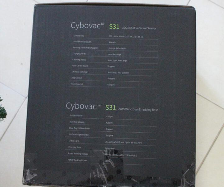 S31 智能机器人吸尘器产品说明