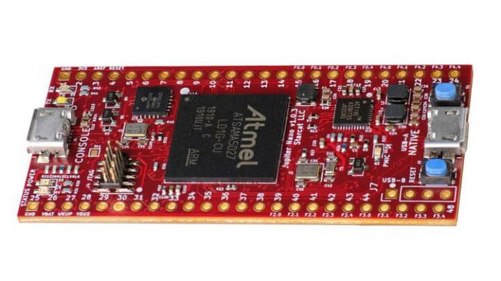 SAMA5板的NuttX RTOS
