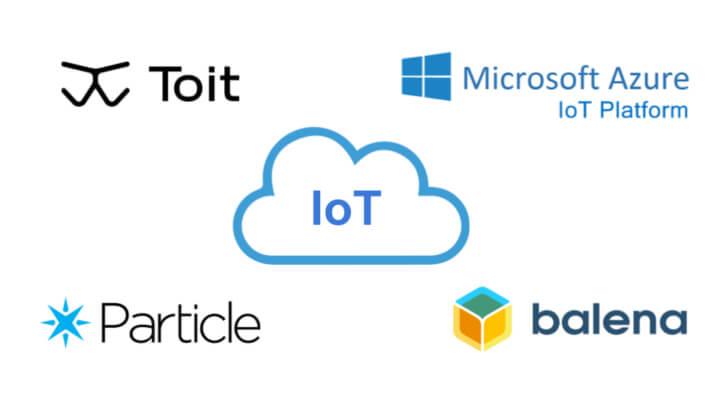 一些物联网开发平台