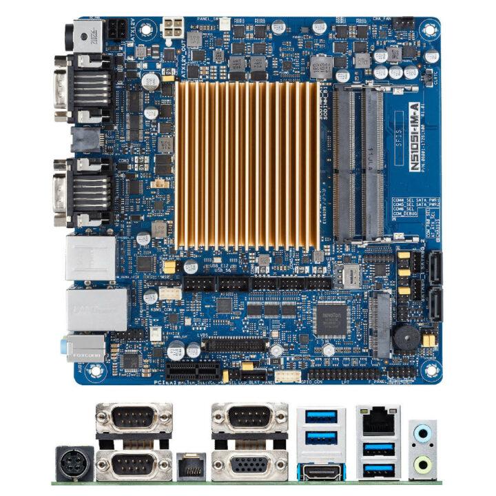 华硕N5105I-IM-A硬件接口