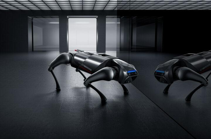 小米四足机器人CyberDoy