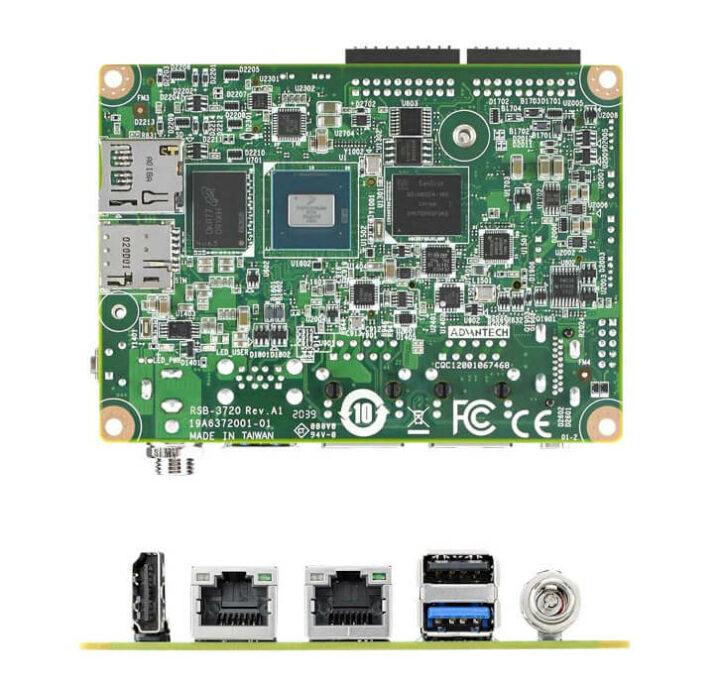 研华科技的RSB-3720 2.5英寸SBC
