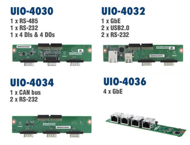 研华UIO40-Express 扩展模块