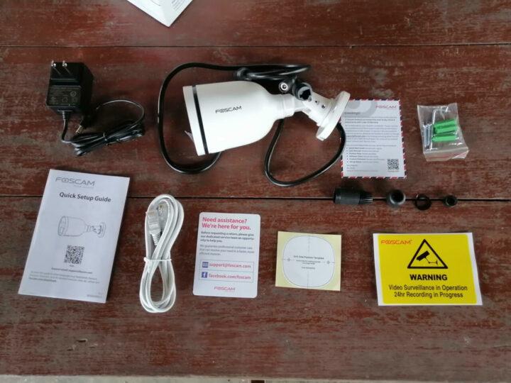 福斯康姆 SPC摄像头及附带配件