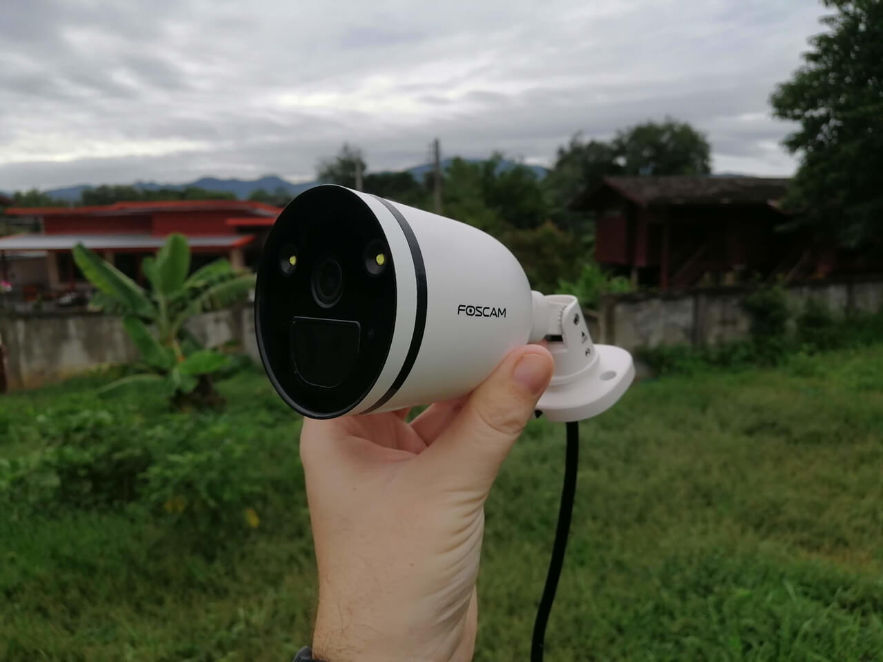 福斯康姆SPC安防摄像头