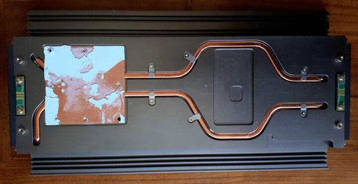 至强嵌入式系统的散热器