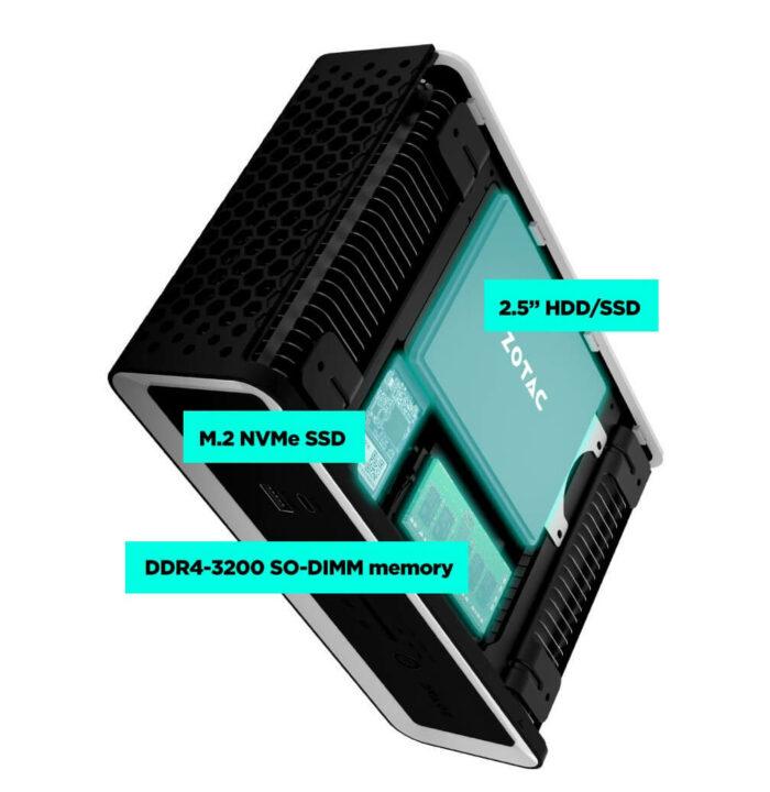 2.5英寸SATA M2 NVNe SSD DDR4 3200 SO DIMM