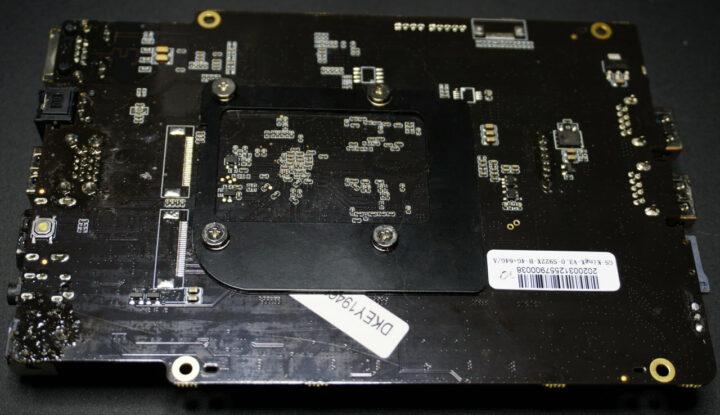 Beelink GS-King X 开发板的底部