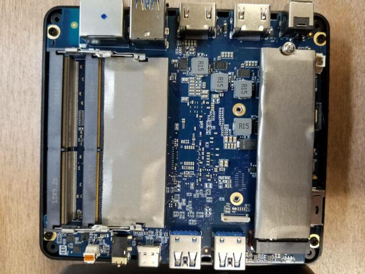 GMKNucBox2母板
