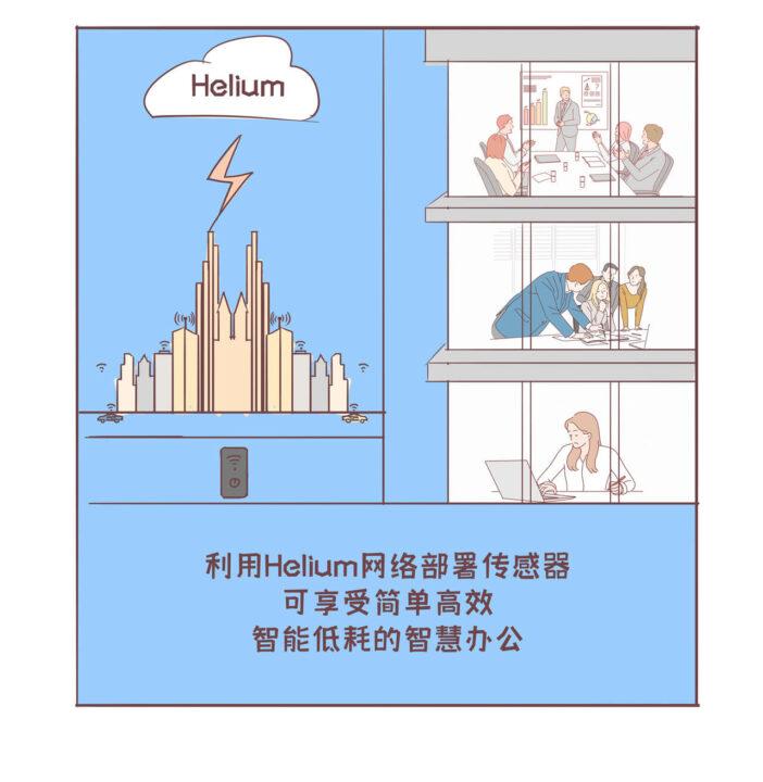 Helium智慧办公—高效便捷