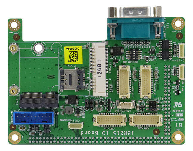 IBR215-IO多功能IO扩展板