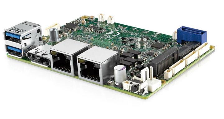 Intel Atom x6211E pico-itx主板