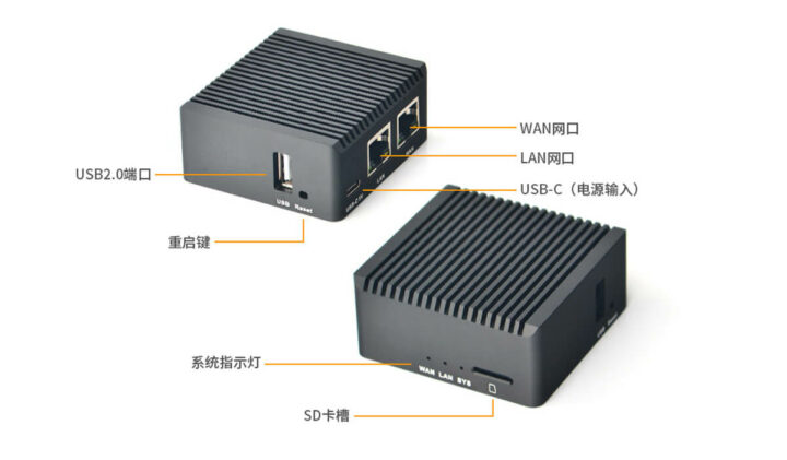 NanoPi R2C