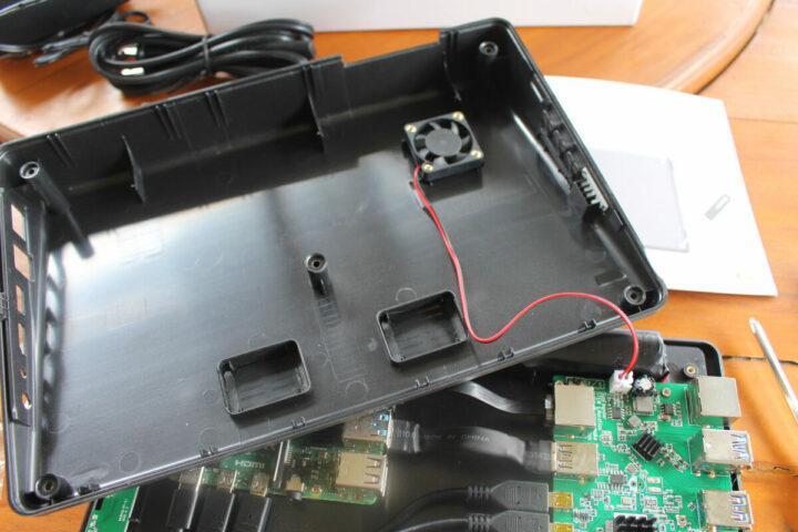 RasPad 3的后盖