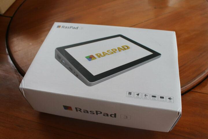 Raspad 3产品外包装