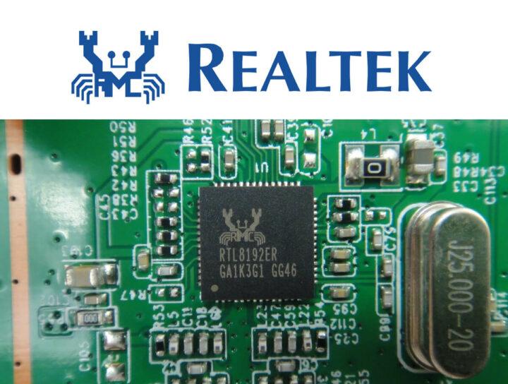 Realtek RTL819x SoC