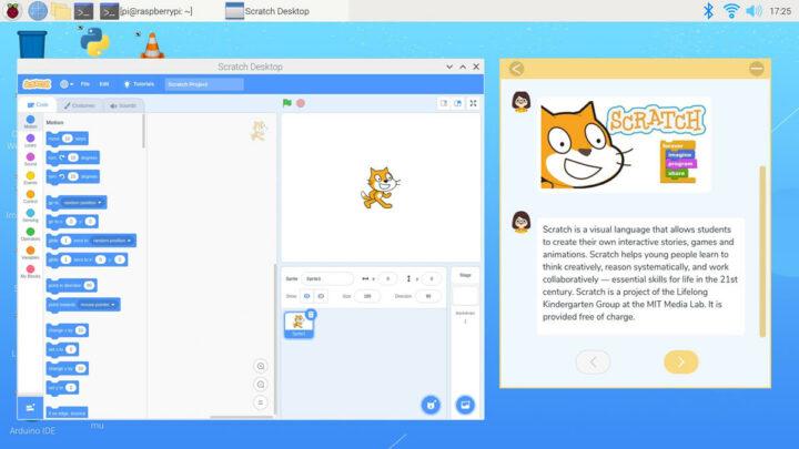 Scratch课程--讲解Scratch的作用