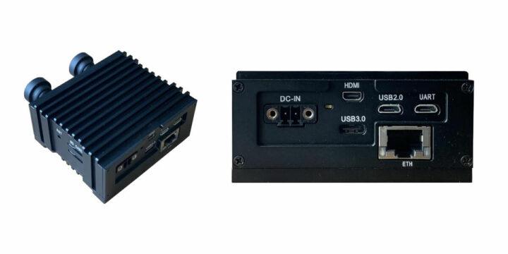 SocioNext SC2000 AI Camera Edge 系统