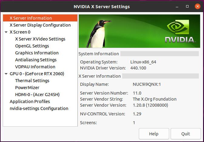 Ubuntu20.04gpu的硬件信息