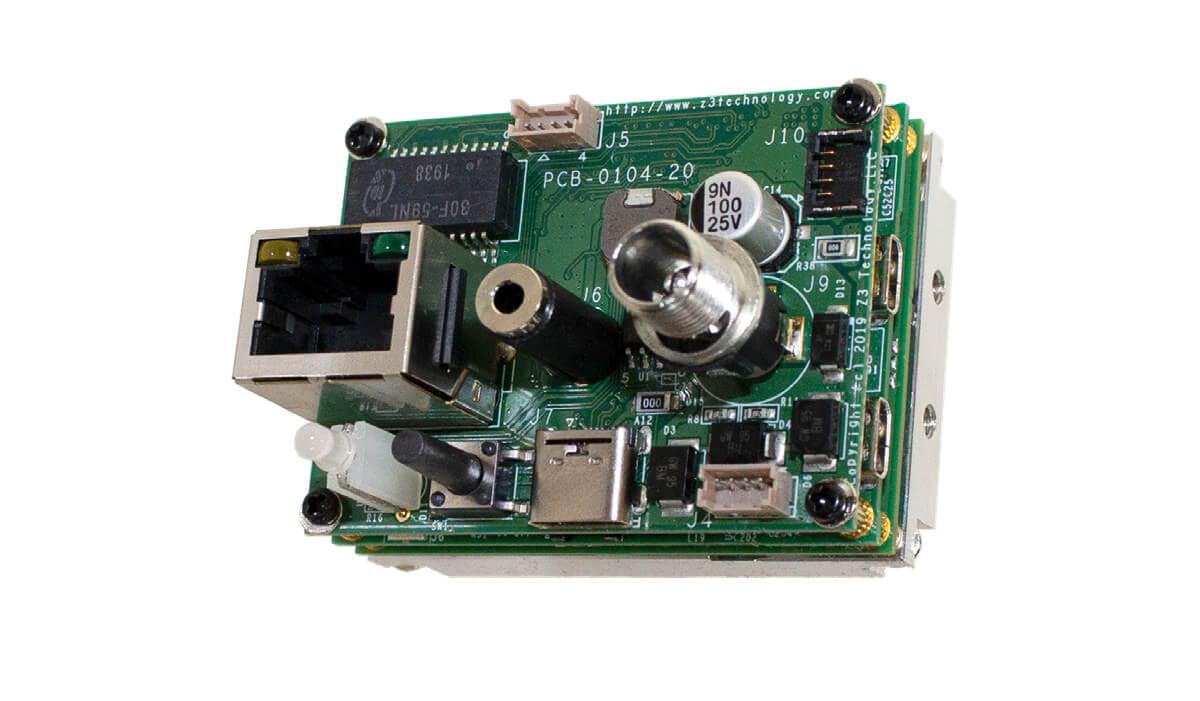 Z3 Q603 RPS H.265的视频编码板