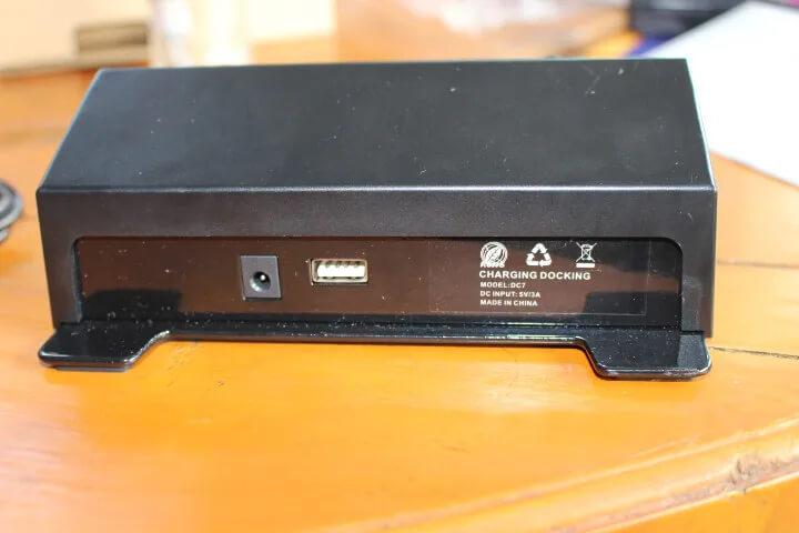 充电座USB端口