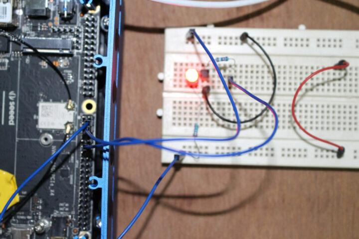 在 ODYSSEY-X86J4105 SBC 上使用树莓派接头
