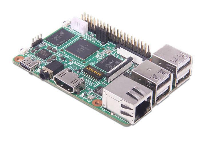 树莓派i.MX 8M迷你SBC