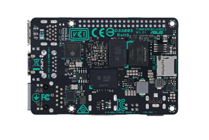 瑞芯微OP1 SBC (带eMMC 闪存、MicroSD卡槽)