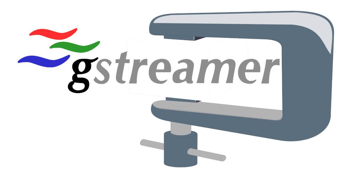 自定义构建的Gstreamer