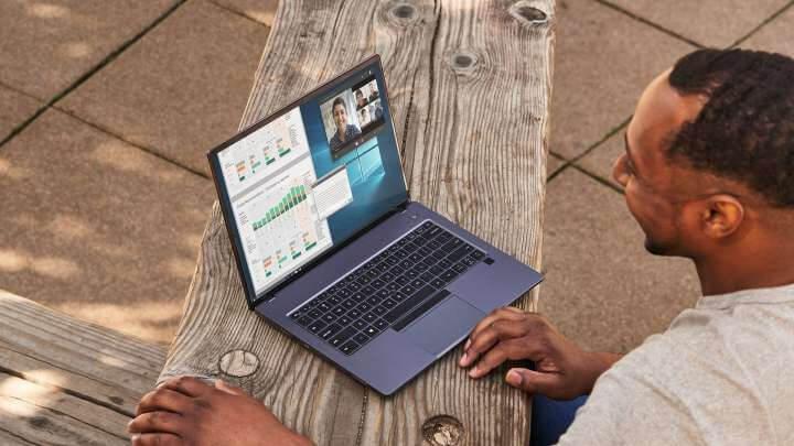 英特尔NUC P14E笔记本电脑