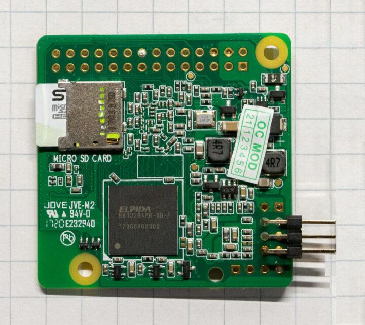 Broadcom BCM2837 SBC摄像机接口