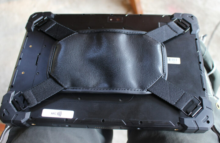 GOLE F7平板电脑的NFC、指纹扫描仪、摄像头