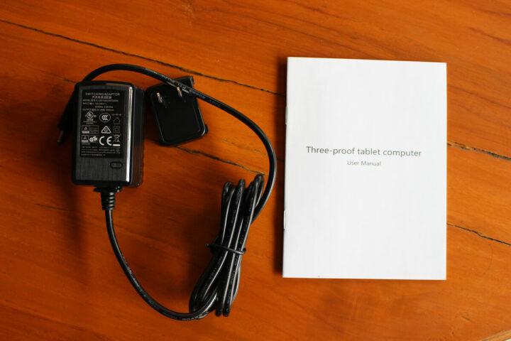 GOLE F7电源适配器和用户手册
