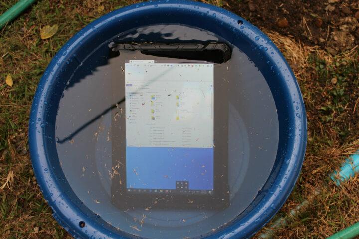 GOLE F7防水性能测试