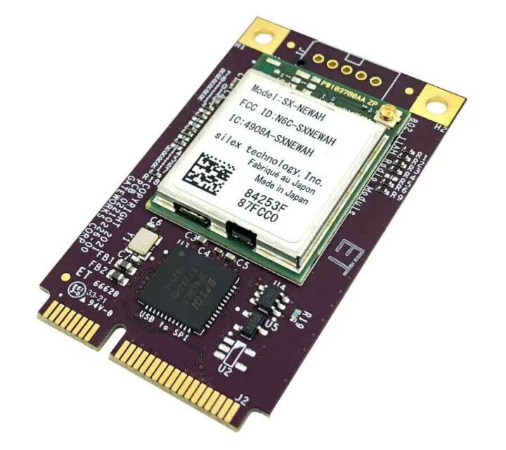GW16146 802.11ah WiFi Halow mPCIe模块