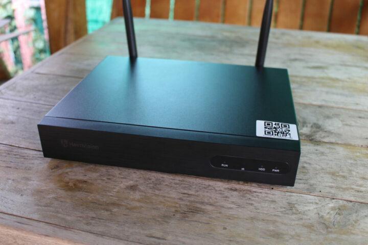HM241 NVR套件前面板