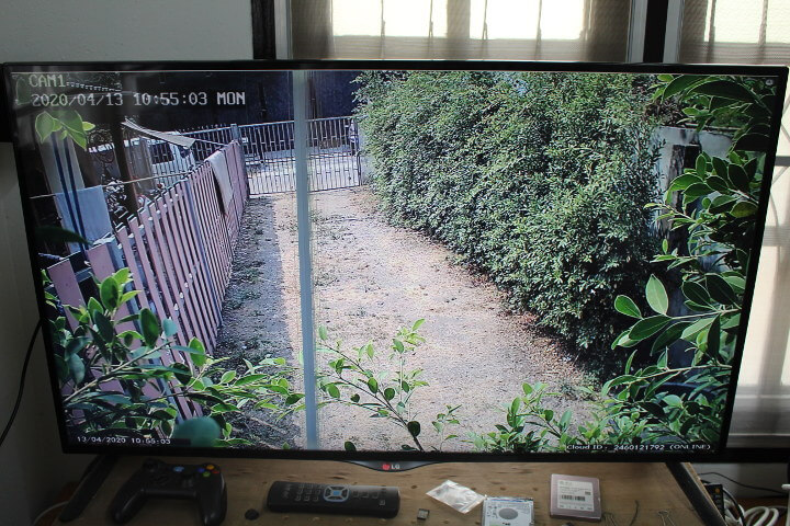 HeimVision HM241NVR全屏显示