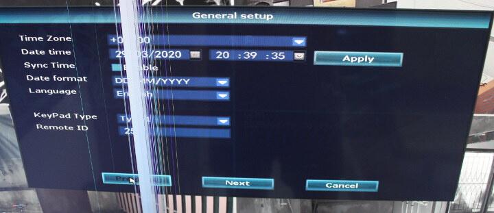 HeimVision NRV的常规设置