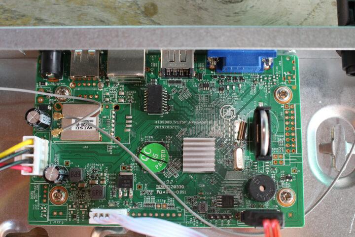 Hi3535D-NVR电路板