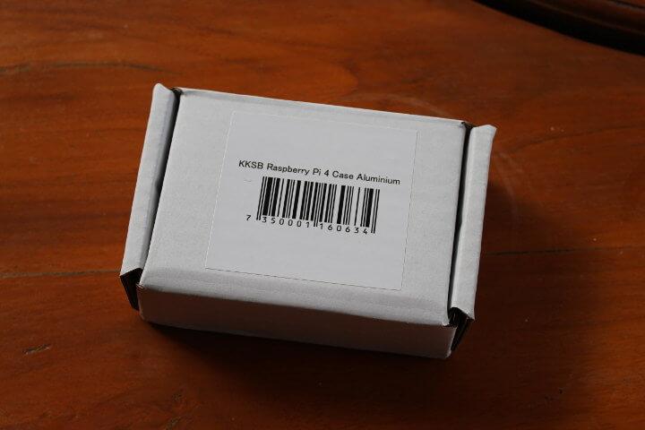 KKSB机箱的快递包裹
