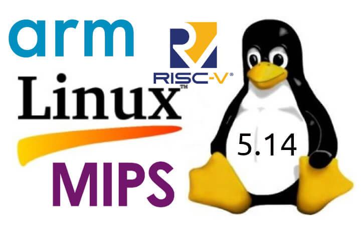 Linux 5.14版本