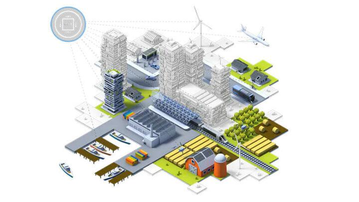 NXP i.MX 9在智慧城市中的应用场景