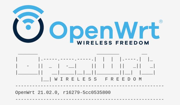 OpenWrt 21.02 发布