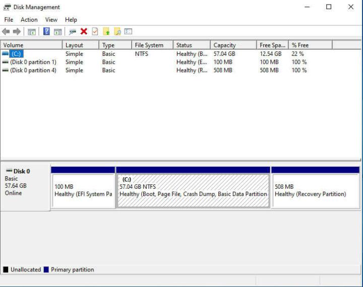 Q1L上windows的硬件信息