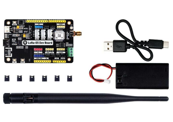 STM32WL LoRa-E5开发套件
