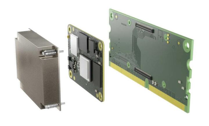 Turing Pi2 CM4散热器