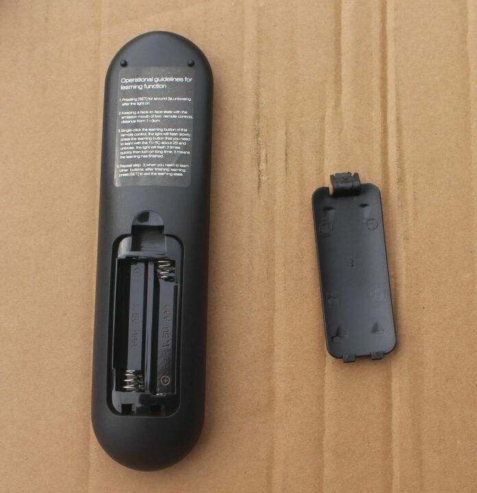 Zidoo M6红外遥控器