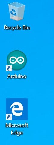 windows 10 arduino pre installed